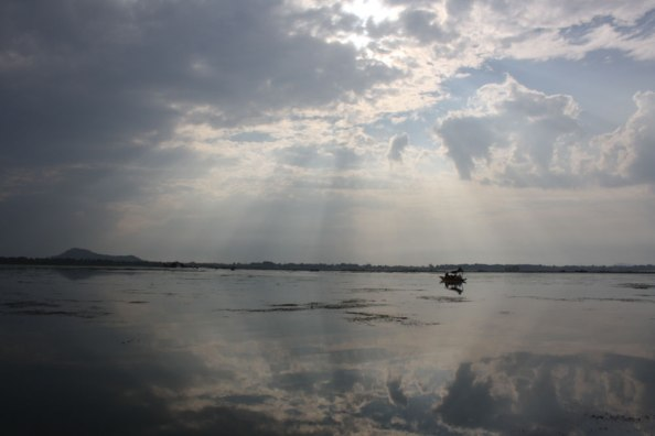 Scintillating - Dal Lake Kashmir