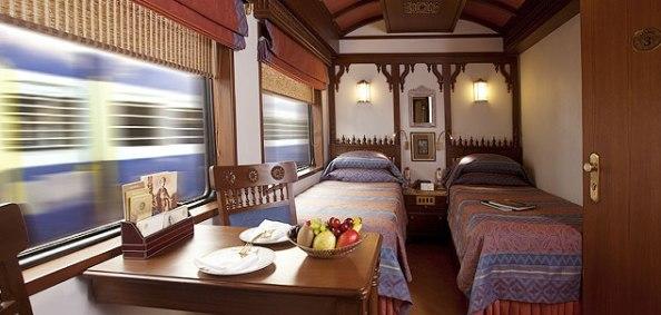 Deluxe Cabin - Maharajas' Express
