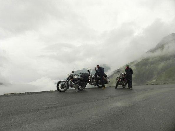 Rohtang Pass, Leh Manali Highway