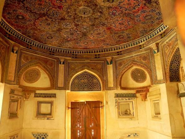 Jamali Kamali Tomb Interior Design