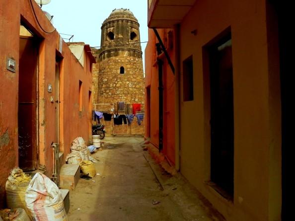 Khirki Masjid - Protected Monumets in Delhi