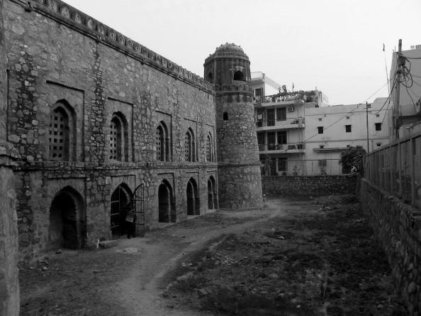 Khirki Masjid Monumets of Delhi