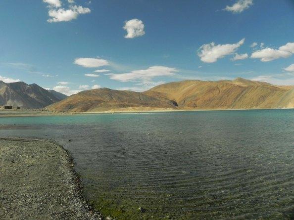 Pangong Lake Photo