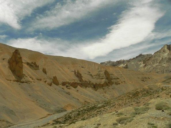 Near Pang, Ladakh
