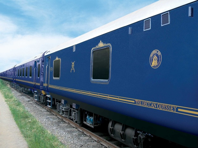 Deaccan Odyssey - Indian Luxury Train