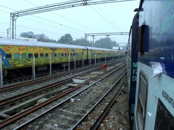 Duronto Express - Indian Railways