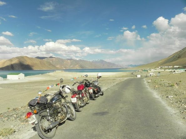 Pangong Lake - Ladakh by Road